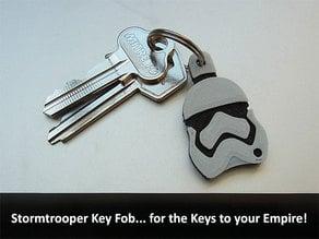 Stormtrooper Key Fob