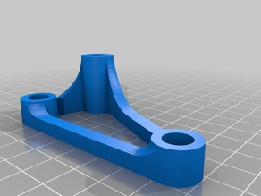 Another Printrbot Simple Smooth/Threaded Rod Stabilizer
