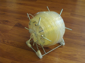 Printed Filament Spindle