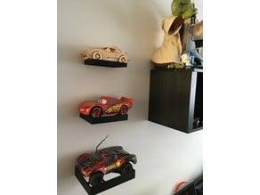 RC/Model Car Wall Mount - Customizable