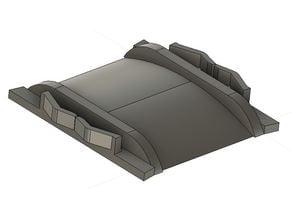 Emax Hawk 5 Battery strap bracket