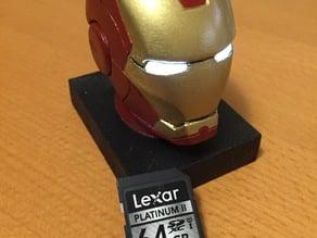 Iron Man Mk III Bust