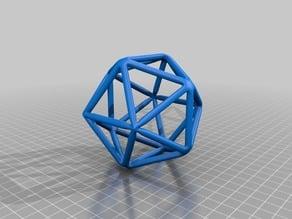 Wire Icosahedron