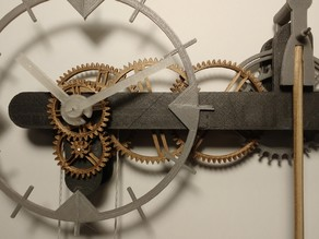 Bullzeye Clock