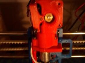 3mm bearing Ilder for prusa I3 extruder (flexible)