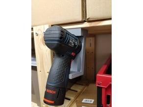 Drill mount Bosch 12V