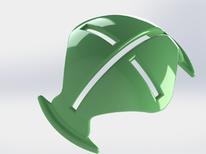 Golf Ball Marker - Alignment Tool v2