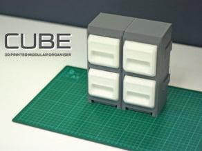 CUBE - Modular Organiser