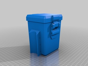 Bike Battery Box (Waterproof)