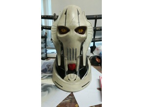 General Grievous with base and neck pieces