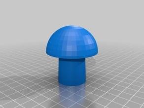 Mushroom Garden (Top for Pole)