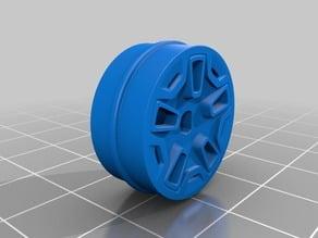 Wheel Jeeper XMOD