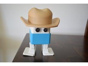 Otto DIY Cowboy hat