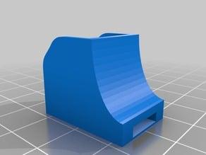 Tronxy X3/X3A 50mm Blower Fan Duct