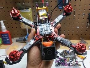 32° FPV Camera mount for Martian v2 quadcopter frame