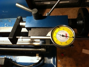 Drill guage for 7x12 Lathe