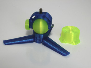 Floppy Leg Bracer for Mini Tripods