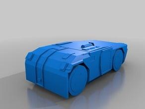 Apc Separated turret