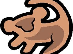 Lion King - Simba symbol