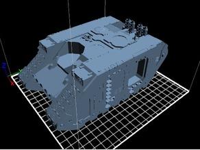 Land Raider like Tank