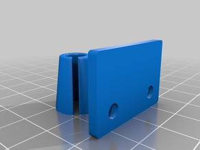 ANET A8 Extruder Filament Guide