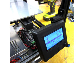 2020 LCD Display Mount