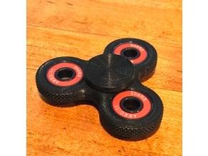 Fidget Spinner 608 Big Bearing Caps