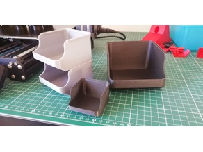 Sorting Tray (Stackable and skaleable)