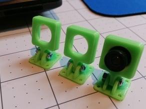 Mini FPV camera mount