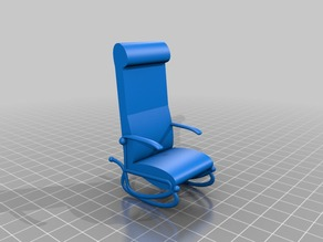 Airline Seat Redesigned With Old Model Included