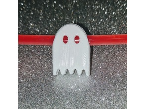 Ghost charm for glow stick