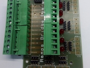 Ramps Breakout Bridge Board