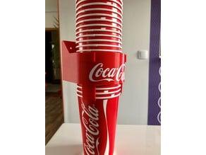 Softdrink Cup Dispenser