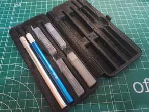 Hobby Razor Knife Case