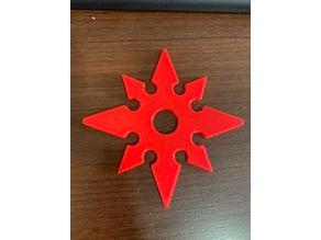 Decorative Shuriken - Throwing Star
