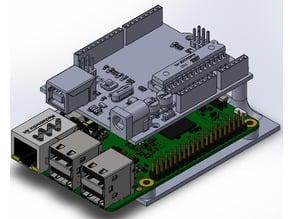 Arduino UNO and Pi 3