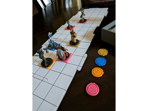 Dungeons and Dragons Initiative tracker