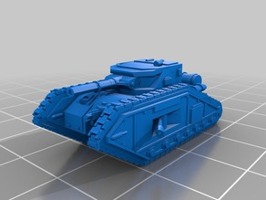 Epic Scale Malcador v2