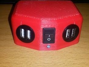 USB charging station 2.0