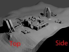 Conorm125 halo 3 sandtrap (REMIX)