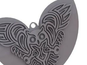 Celtic Owl - pendant/Keychain/earring