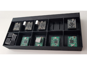 Stepper Driver Box