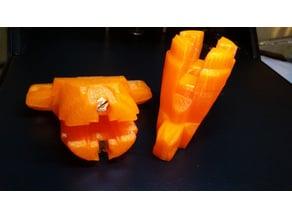 Flusensiebschlüssel (Filterschlüssel für Waschmaschine)