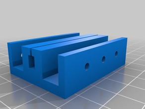 M3 screw cutter box (scalable)