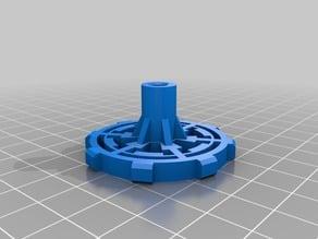 Ender 3 Extruder Gear - Imperial Flat