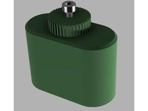 Monoprice Select Mini X-Axis Belt Tensioner cap