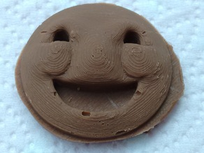 Happy Face Chocolate