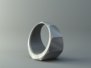 Ring - Bevelled nut 3