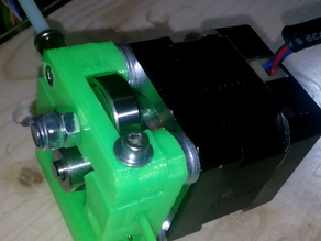 Compact Bowden MK7 Extruder 1.75