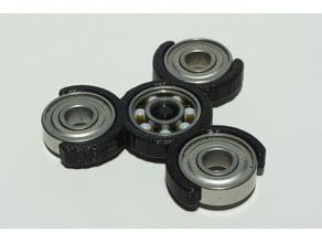 Ultra Minimal Fidget Spinner